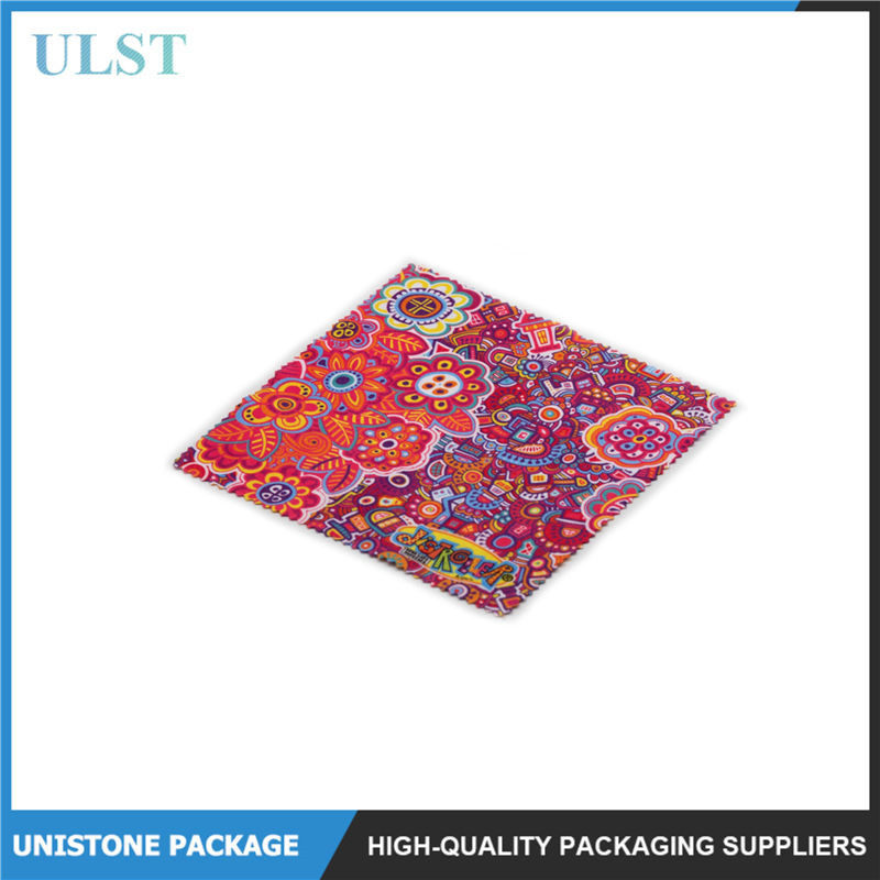 Jewelry Polishing Cleaning Cloth Printed