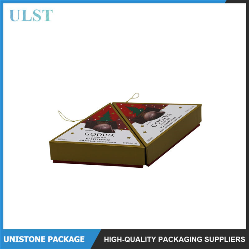 Paper Chocolate Gift Box Packaging