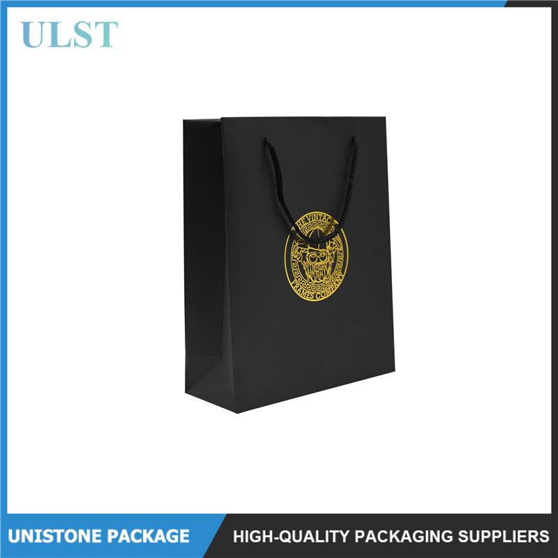 Shopping Gift Paper Bag For Packaging