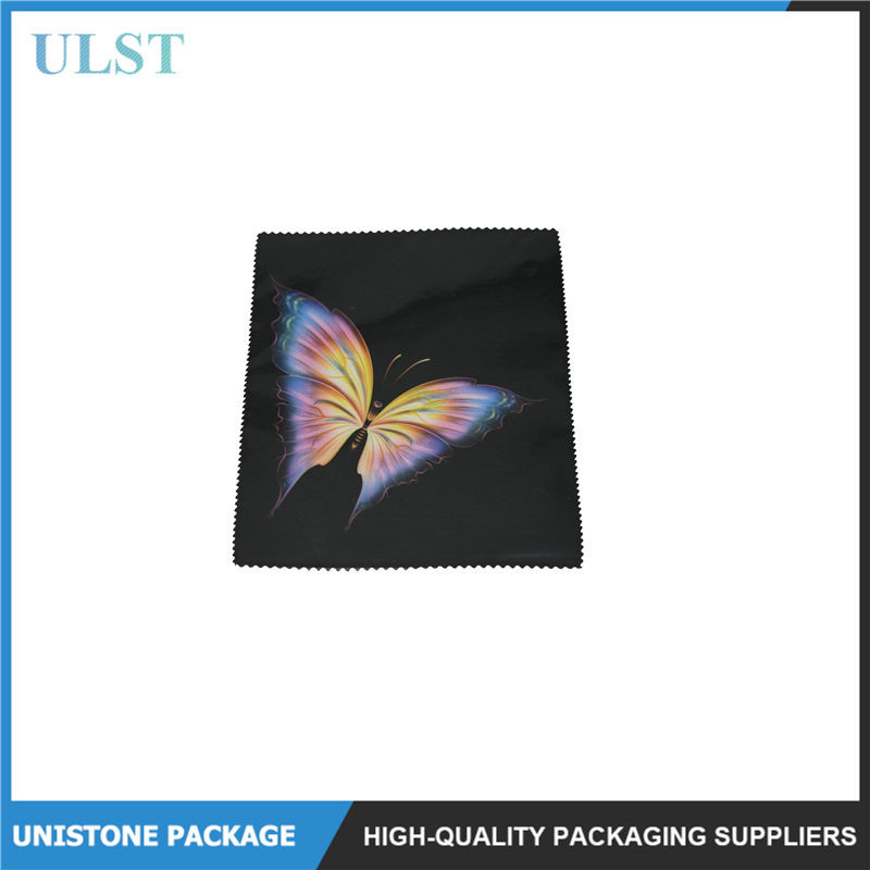 Soft Microfiber Cleaning Cloth For Jewelry
