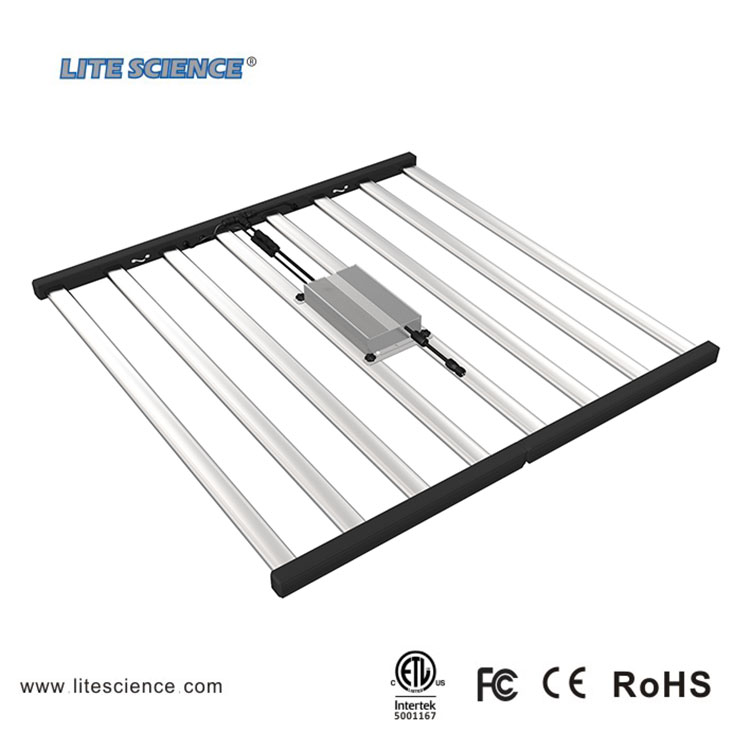 8 Bars LED Indoor Grow Light With LM301B