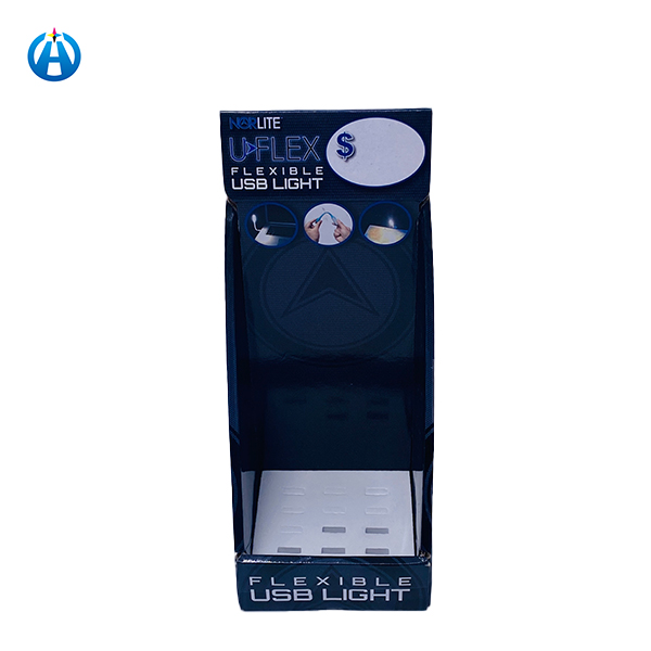 Advertising Pop Shop Colorful Print Electronic Products Display Boxes
