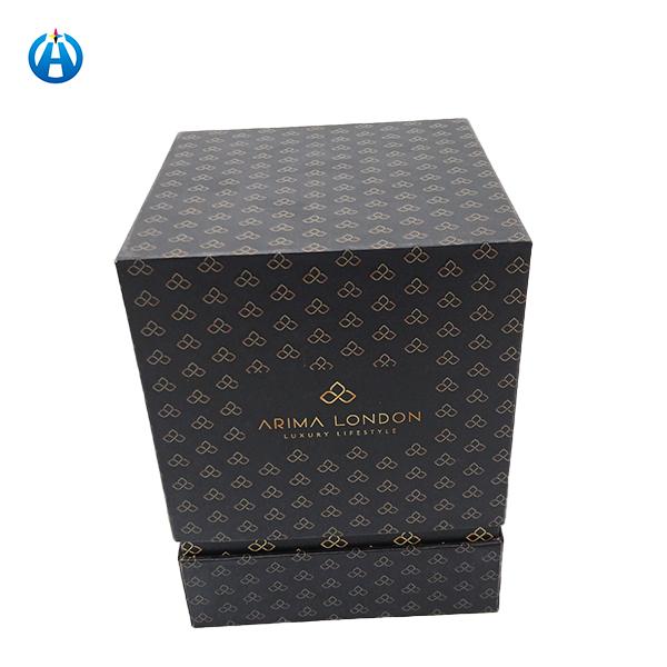 Black Gift Boxes