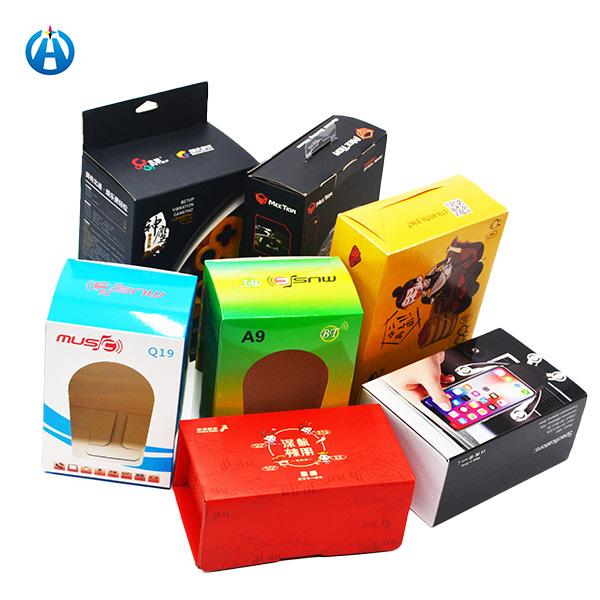 Cardboard Box for Car Phone Holder