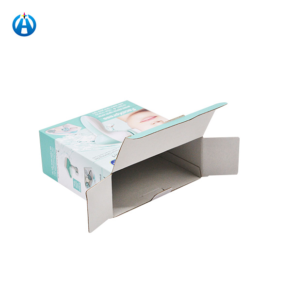 Corrugated Cardboard Shipping Boxes for Beauty Subscription Packing Paper Boxes
