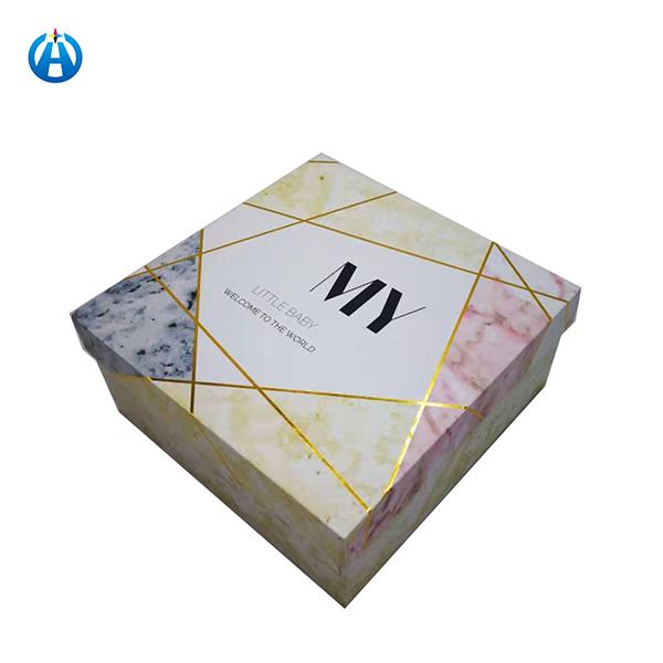कॉस्मेटिक बक्से पैकेजिंग कार्डबोर्ड बक्से