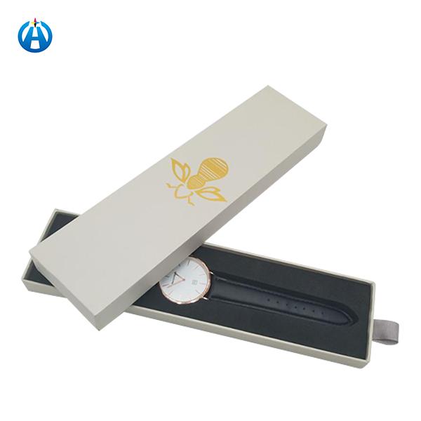 Συσκευασία δώρου για συρόμενη συσκευασία ρολογιού