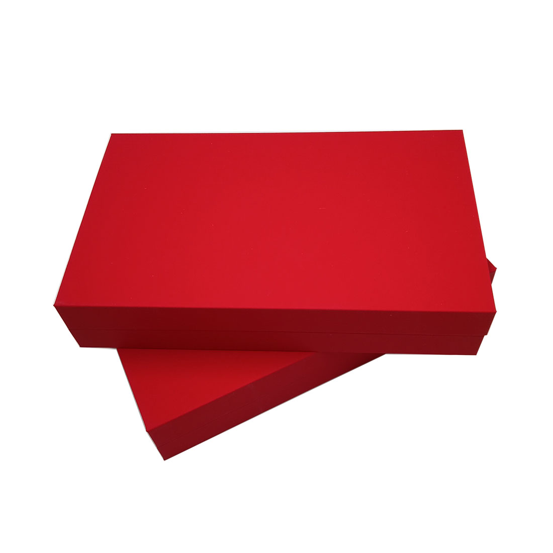 new style red box with magnetic closure gift box