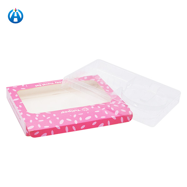 Paper Boxes for Product Kit with Plastic Tray Insert