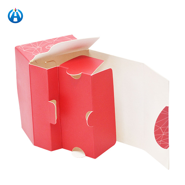 Recycled Fancy Printing Flip Phone Rigid Packaging Mailing Boxes
