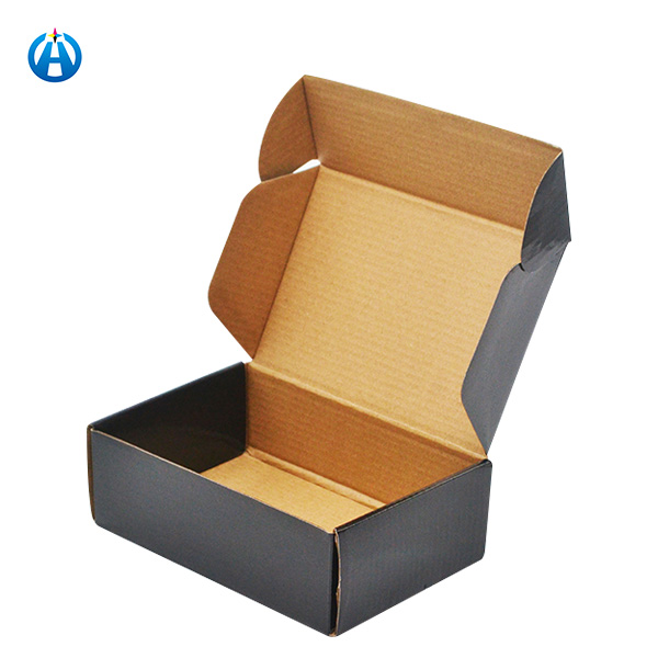 Led Light Digital Product Shipping Mailers with Logo Boxes