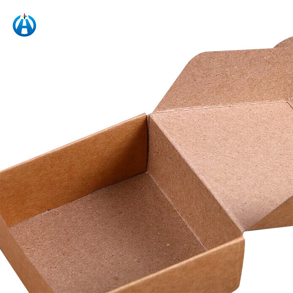 Eco-friendly Printed Logo Soap Kraft Boxes Paper Soap Packaging Boxes