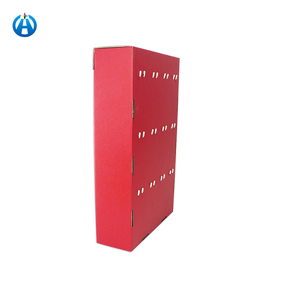 Recycle Cardboard Point of Sale Stands Display Shelf