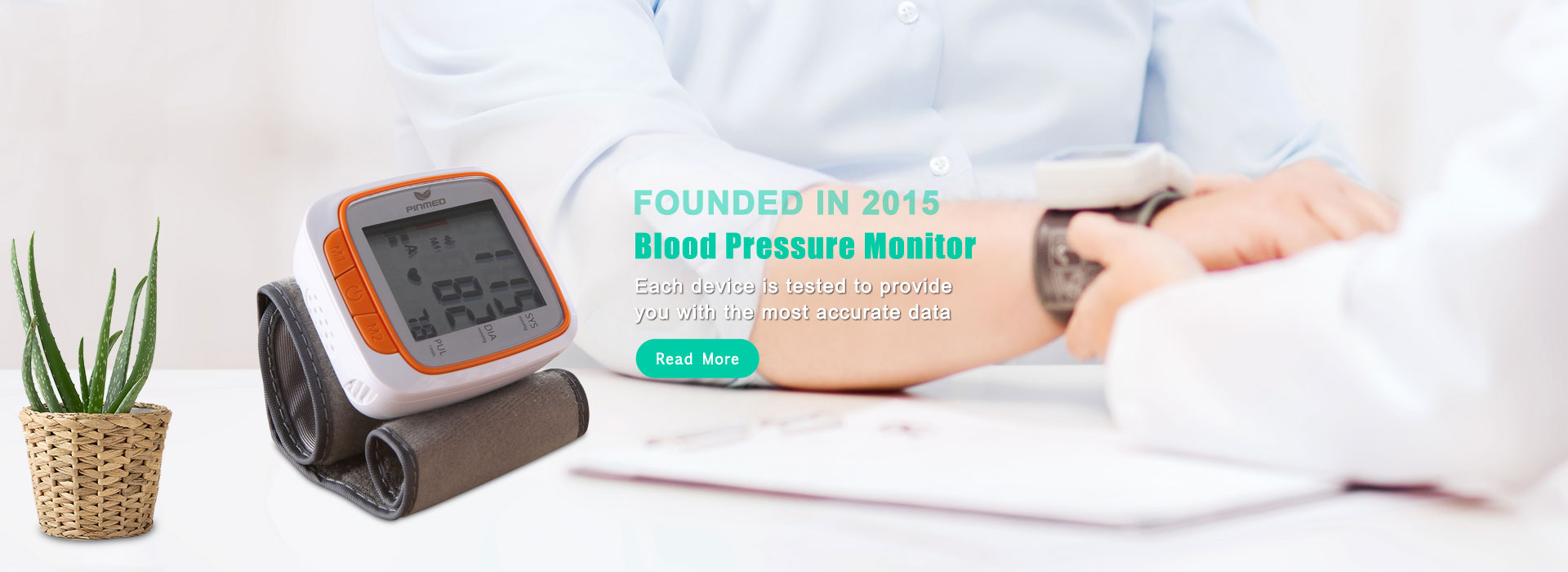 Blood Pressure Monitor Factory