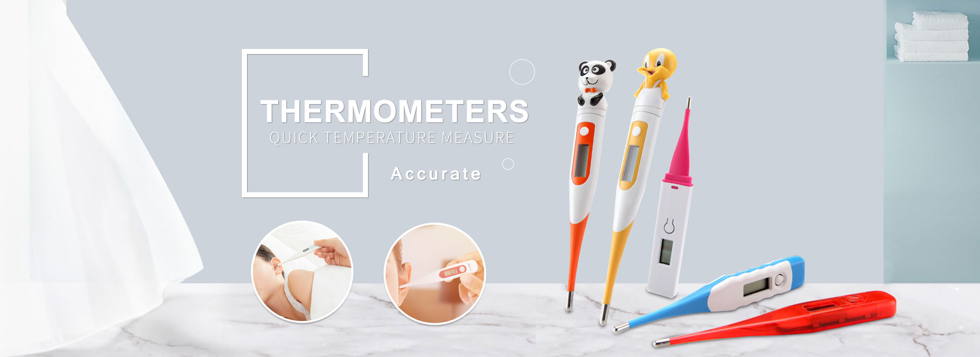 Digital Thermometers Manufacturers