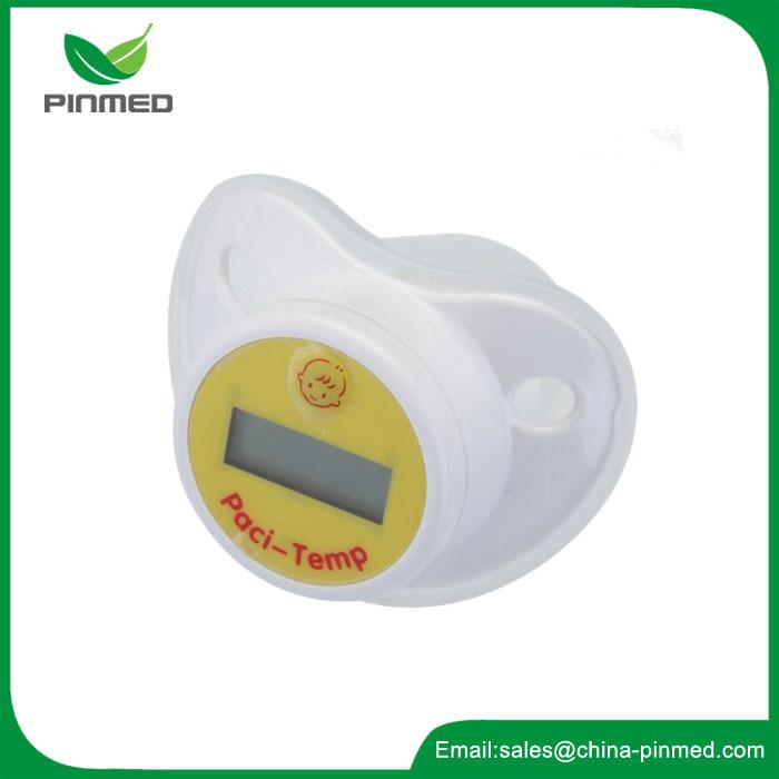 Termômetro digital chupeta de bebê