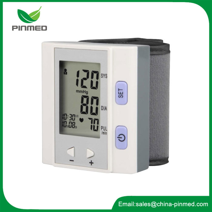 초대형 디스플레이 손목 형 혈압 모니터 ( 혈압계 ï¼ ‰