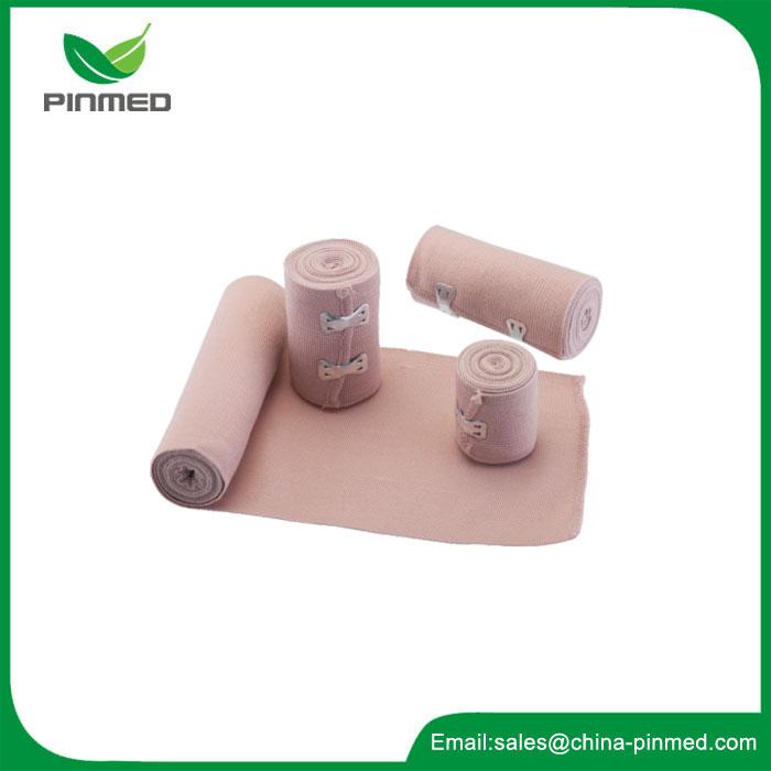 Bandagem elástica alta