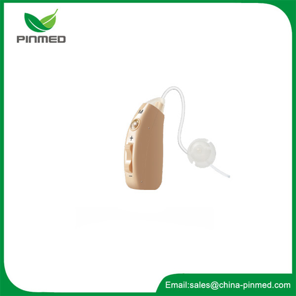Rechargeable BTE Analog Hearing Aid