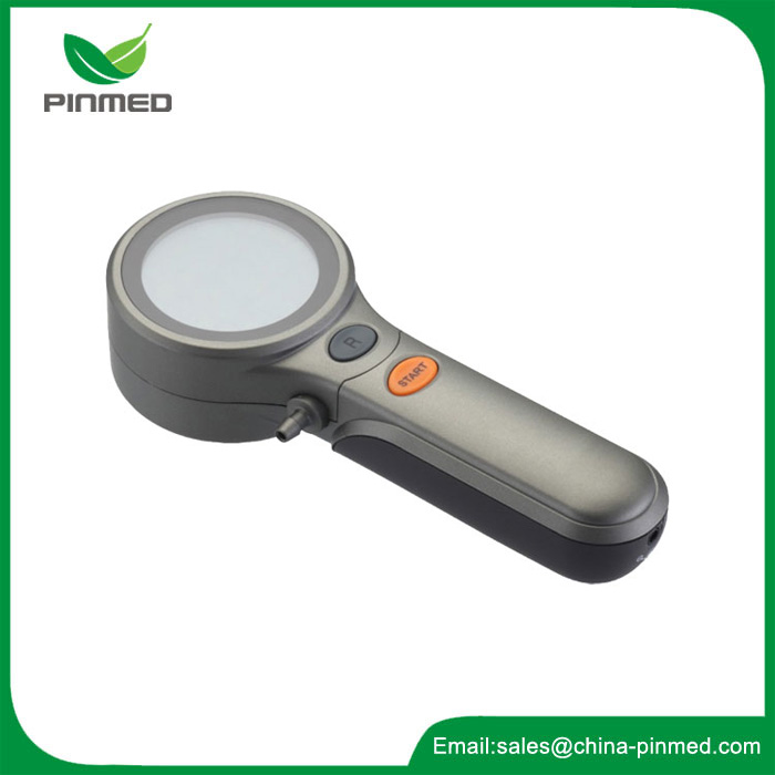 Monitor de pressão arterial tipo braço Esfigmomanômetros para uso com uma só mão