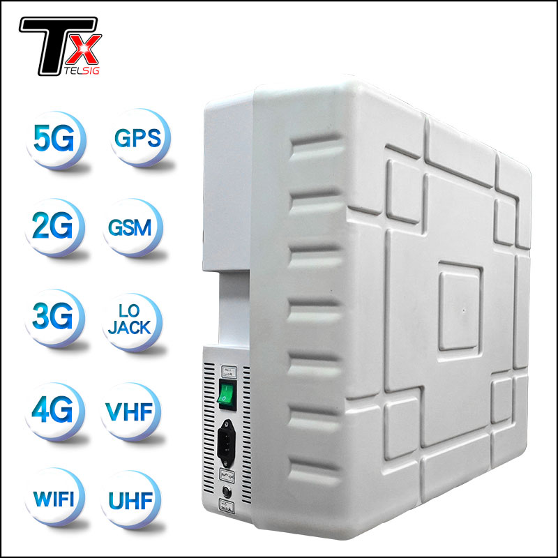 High Power GSM CDMA LTE Phone Jammer