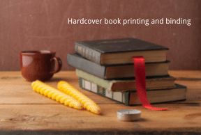 The role and purpose of hardcover book binding