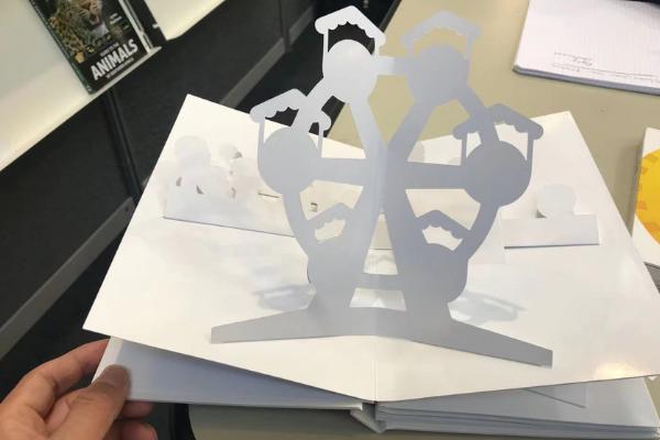 Book printing quality