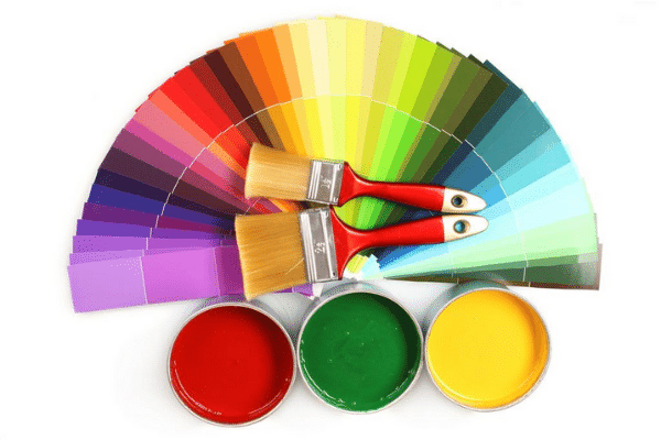 Printing and color mixing