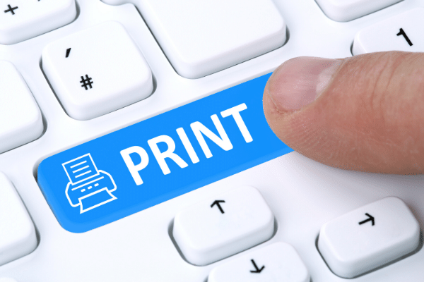 Internet and printing-industry