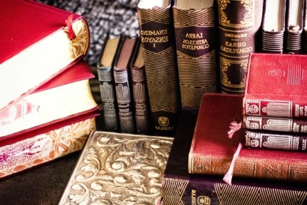 Books to increase glossiness