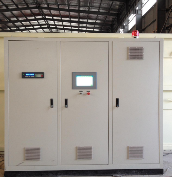 PlC To Control Lime Hydration Line