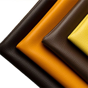 Classification of artificial leather.