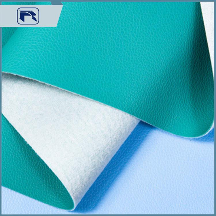 PU Leather 1.2 Thickened Small Aloe Vera 6P Leather Fabric Sofa Cushion Bedside Soft Bag Hard Bag Artificial Leather