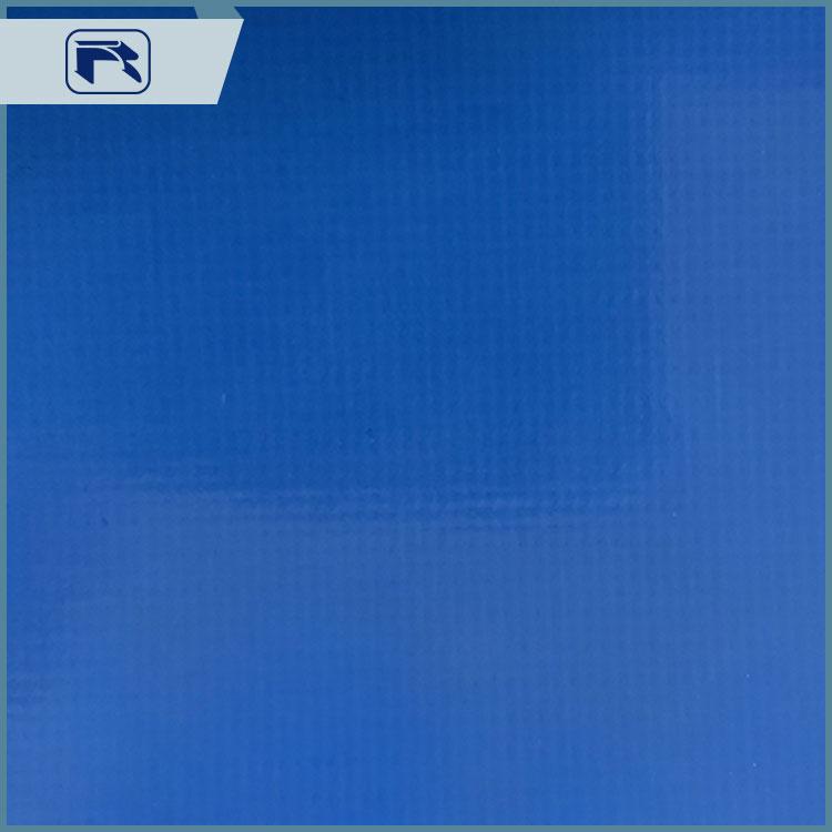 Fireproof PVC Blue Vinyl Tarp