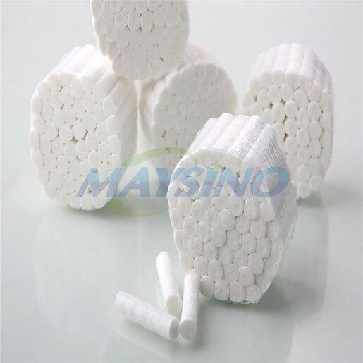 Rollo de algodón