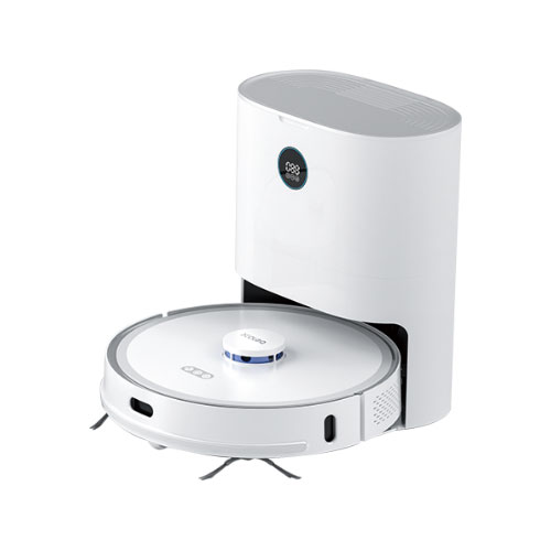 H30 Plus Smart Robot Vacuum And Mop Cleaner with Clean Base