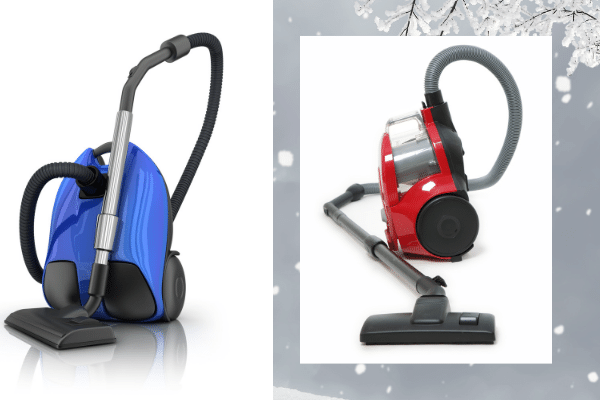 Small-corded-cart-vacuum-cleaner