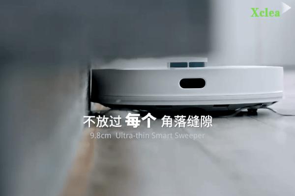9.8cm Ultra-thin Smart Sweeper