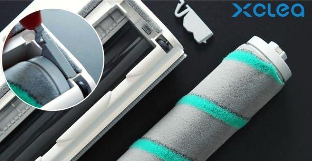 Dust strip vacuum cleaner