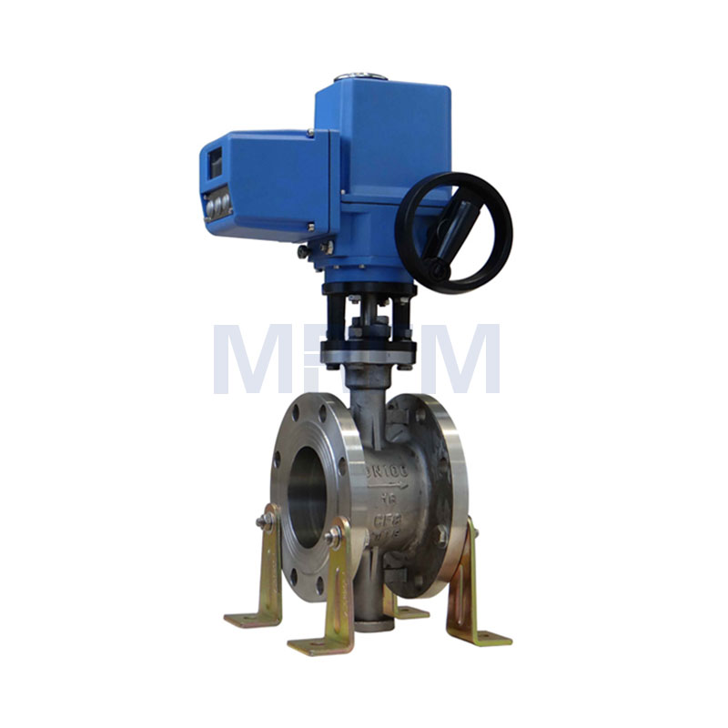 Electric Smart Flange Butterfly Valve