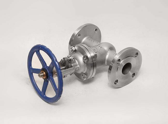 Nerūdijančio plieno rutulinių vožtuvų montavimo standartas ir sauga