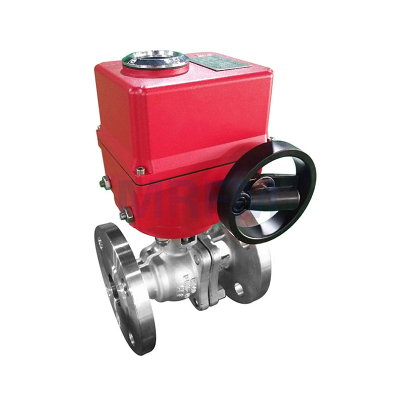 Electric Explosion-proof Ball Valve