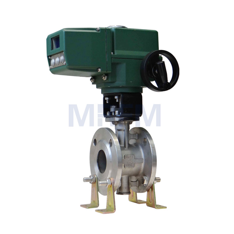 Electric Explosion-proof Intelligent Butterfly Valve