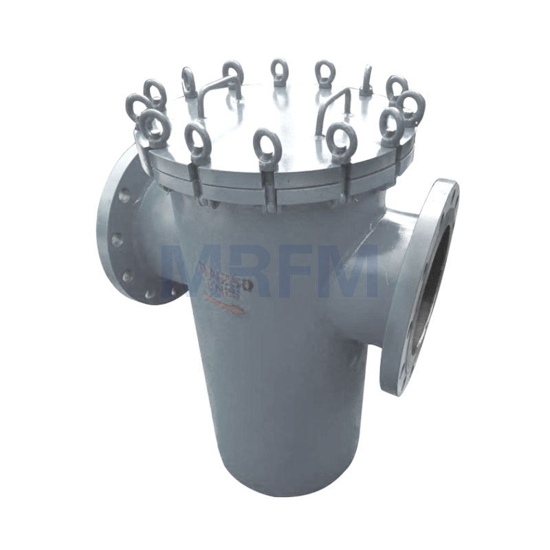 Quick Opening Basket Filter