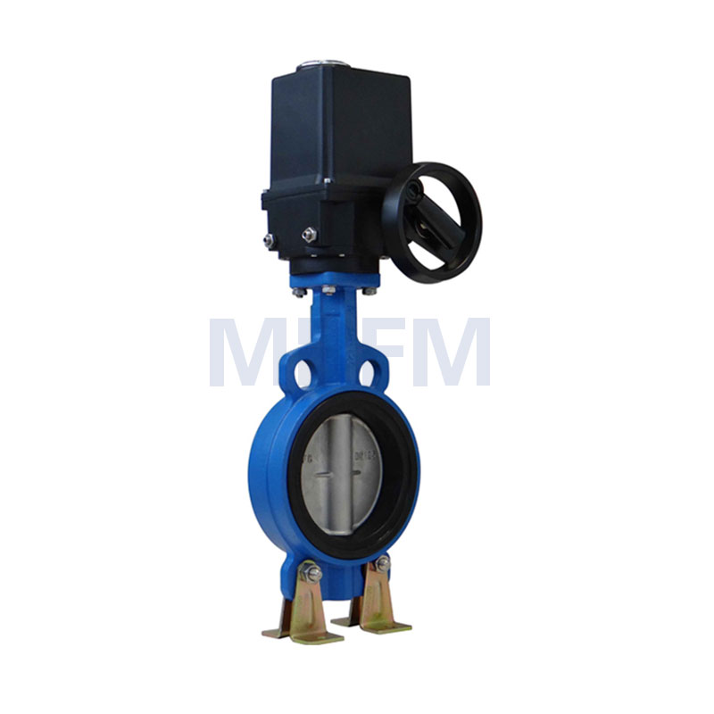 Electric Sanitary Butterfly Valve