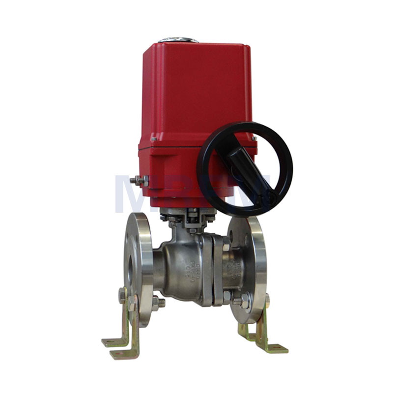 Electric Explosion-proof Stainless Steel Ball Valve