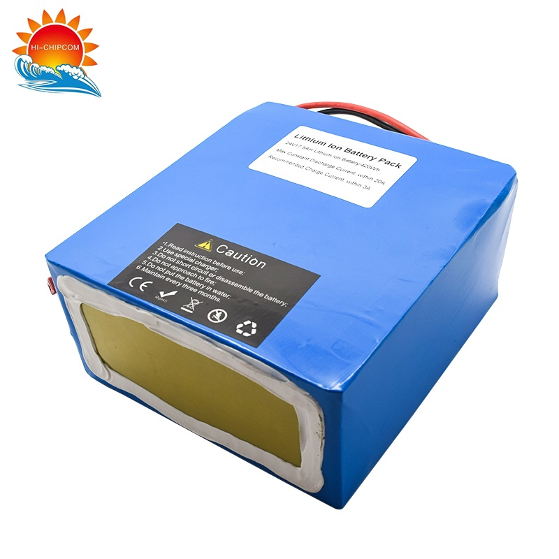 24V 20AH Electric Bicycle Battery Pack