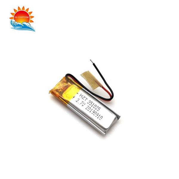Baterie pro inteligentní lokátory dětských náramků