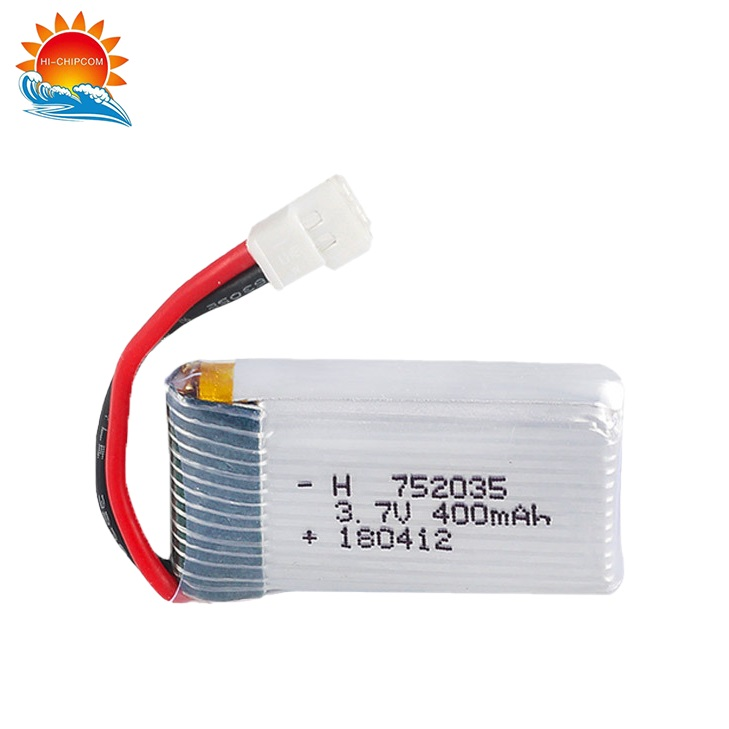 Electric Toy Car Battery 400mAh
