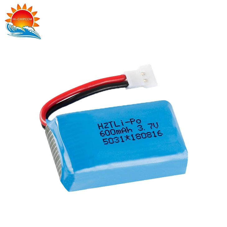 Electric Toy Car Battery 600mAh
